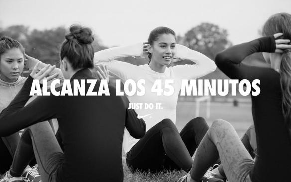 Nike Motivación