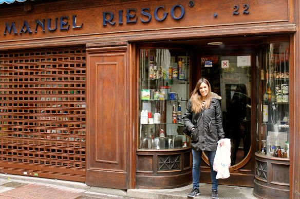 Pau en Manuel Riesgo