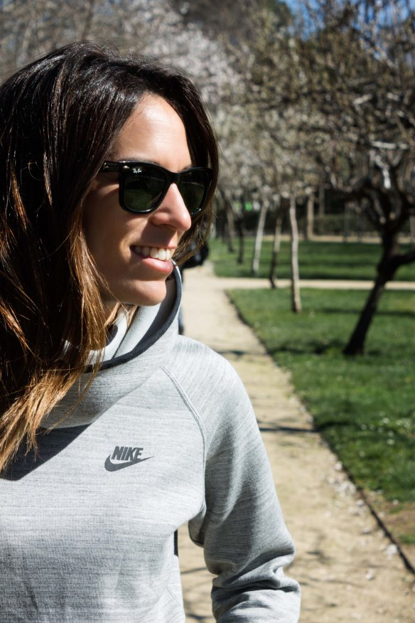 Paula Butragueño Nike 2