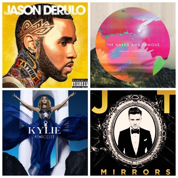 Music Spotify Febrero