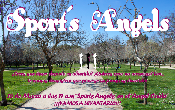Cartel Sport´s Angels