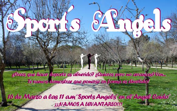 Cartel Sport´s Angels